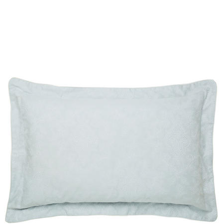Callista Oxford Pillowcase Duck Egg