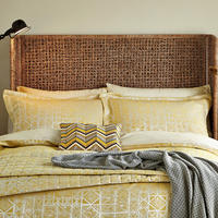Nala Standard Pillowcase Gold
