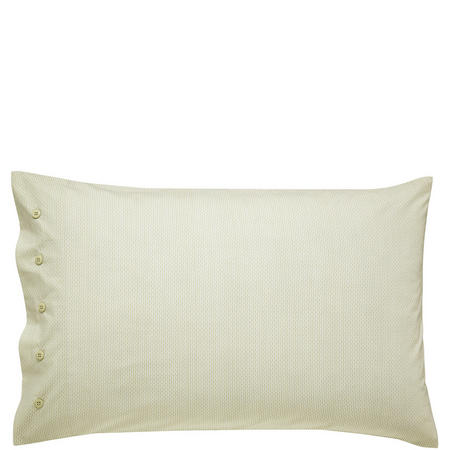 Loya Standard Pillowcase Green