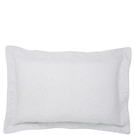 Beaumont Oxford Pillowcase Silver