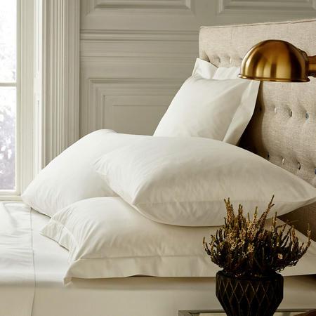 250 Thread Count Oxford Pillowcase Pearl