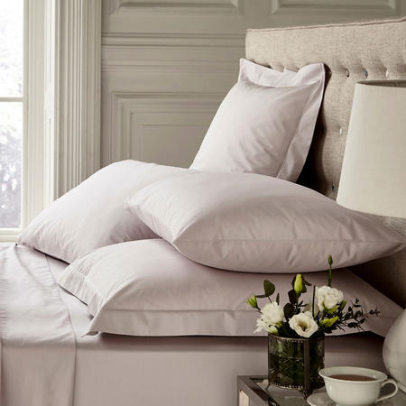 250 Thread Count Oxford Pillowcase Amethyst