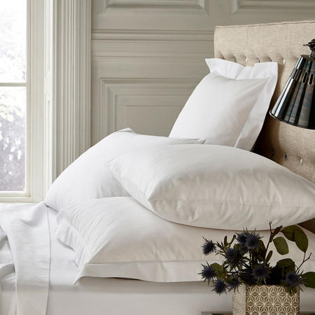 250 Thread Count Standard Pillowcase Silver