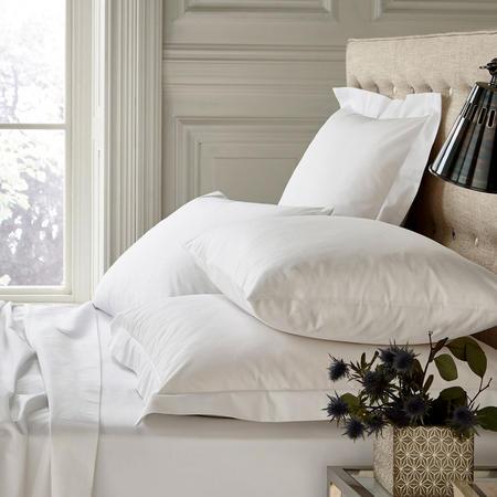 250 Thread Count Oxford Pillowcase Silver