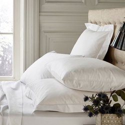 250 Thread Count Standard Pillowcase White