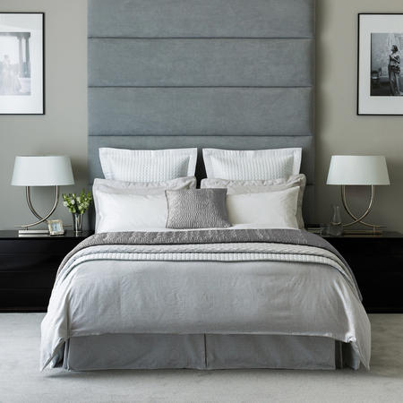 Beaumont Duvet Cover Silver