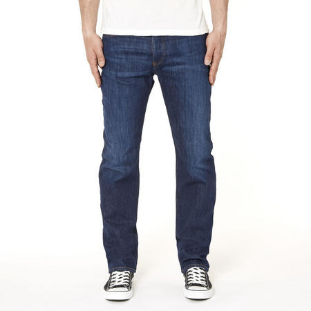 J21 Straight Leg Jeans Mid Blue