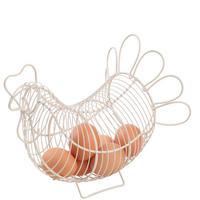 Provence Small Chicken Cream Wireware