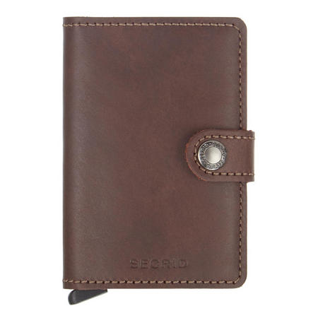 Original Card Protector Wallet Brown