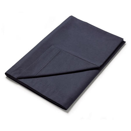 180 Thread Count Flat Sheet Ink Blue