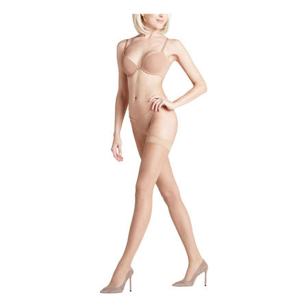 Invisible Deluxe 8 Stay-Ups Nude