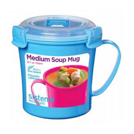 Soup Mug To Go