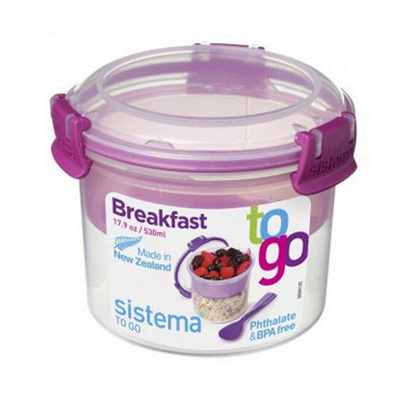 Sistema Breakfast To Go