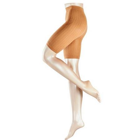 Cellulite Control Long Briefs Tan