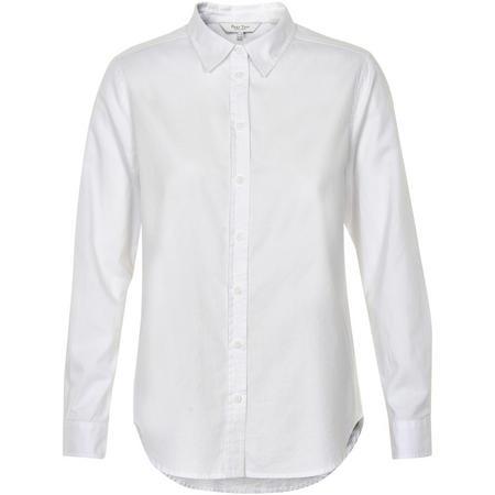 Chrissie Oxford Shirt Blue