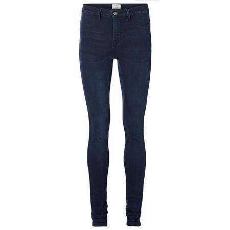 Gaia Super Skinny Jeans Blue