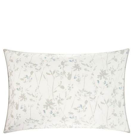 Croft Freya Standard Pillowcase Pale Slate