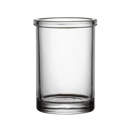 Croft Collection Glass Tumbler Clear