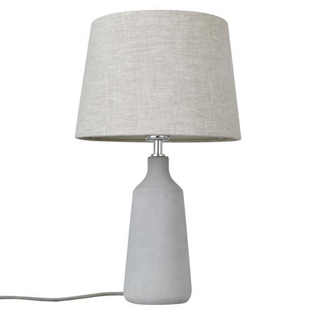 Croft Collection Linney Concrete Table Lamp