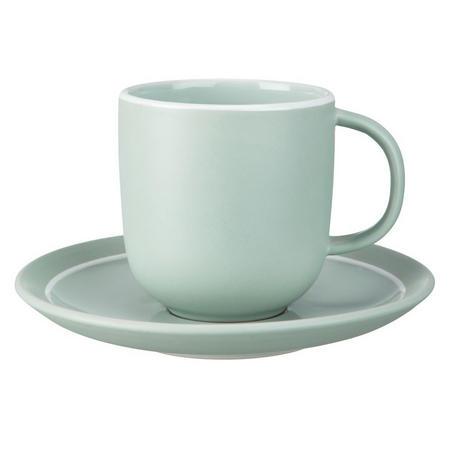 Puritan Cup & Saucer Mint