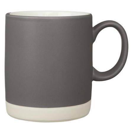 Croft Collection Coffee Mug Steel