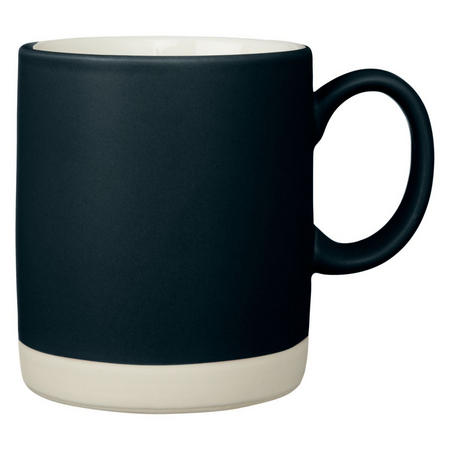 Croft Collection Coffee Mug Lake Blue