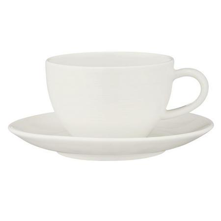 Croft Collection Luna Espresso Cup & Saucer Set Of 4