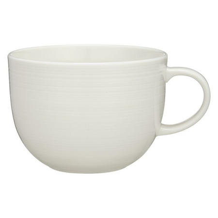 Croft Collection Luna Jumbo Mug White