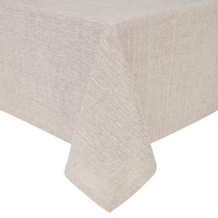 Cotton Linen Tablecloth 360x160cm