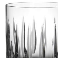 Glacier Cut Crystal Tumblers Set Of 2