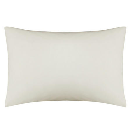 Perfectly Smooth 200 Thread Count Egyptian Cotton Pillowcase Cream