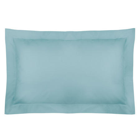 Perfectly Smooth 200 Thread Count Egyptian Cotton Pillowcase Duck Egg
