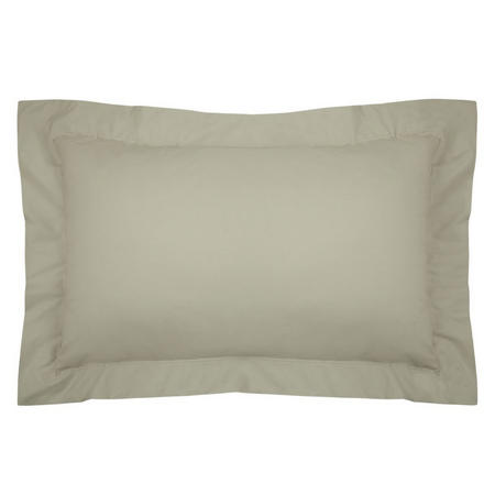 Perfectly Smooth 200 Thread Count Egyptian Cotton Pillowcase Latte