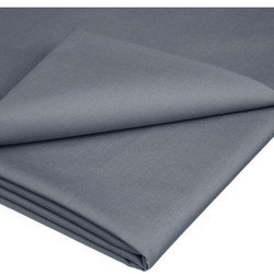 Perfectly Smooth 200 Thread Count Egyptian Cotton Flat Sheet Dove