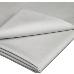 400 Thread Count Soft & Silky Egyptian Cotton Flat Sheet Pale Grey
