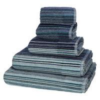 Spirit Stripe Towels Scandi