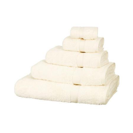Egyptian Cotton Towels Soft Cream