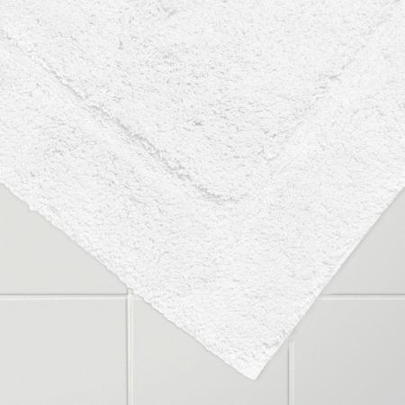 Egyptian Cotton Deep Pile Bath MatWhite