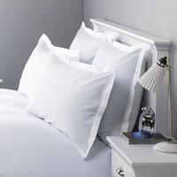 Baby Seersucker Oxford Pillowcase Blue/White