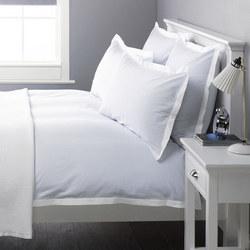 Baby Seersucker Coordinate Bedding Blue/White