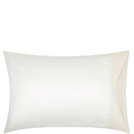 Treviso Standard Pillowcase Cream