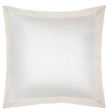 Treviso Square Pillowcase Cream