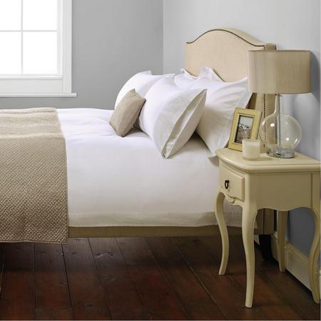 Treviso Square Pillow Case White