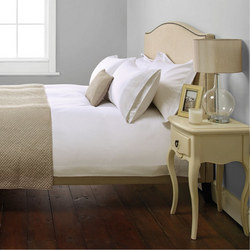 Treviso Coordinated Bedding White/Grey