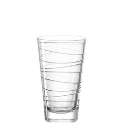 Vario Long Drink Tumbler Clear