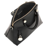 Piper Small Top Handle Bag Black