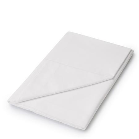 Percale Flat Sheet Silver