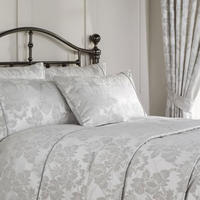 Amalfi Co-Ordinated Cushion Silver