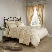 Amalfi Coordinated Bedding Set Gold
