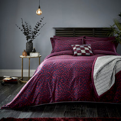 Maloja Coordinated Bedding Purple